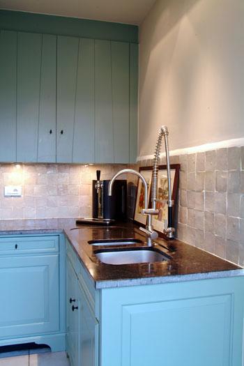 Moderne Keuken Decoratie : Laurent geers schilder en decoratiewerken ...